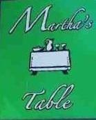 Martha's Table